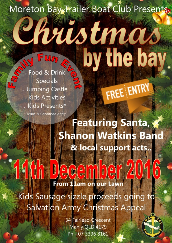 Christmas By The Bay 2016 Christmas Event at MBTBC